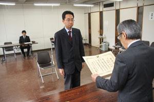 栃木県議会議員選挙(矢板市選挙区)において2回目の当選を果たす
