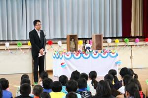 新青い目の人形歓迎会(7月13日)