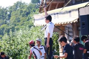 八方ケ原ヒルクライムレース(8月21日)