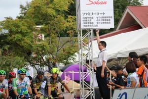 国内最高峰の自転車ロードレース「Jプロツアー」