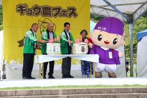 JR東日本大宮支社に要望活動