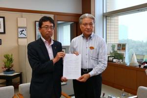 栃木県への要望活動